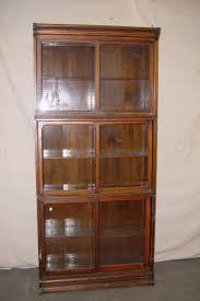 dd11161699o3sdbc oak 3 stack danner bookcase memory lane antiques