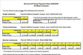 installment plan agreement template payment plan template payment plan template payment plan template