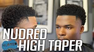how to u0027duke starting 5 u0027 nudred high taper fade men u0027s haircut