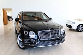 onyx bentley interior 2018 bentley bentayga w12 onyx stock 8n018126 for sale near