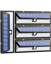 litom solar lights outdoor amazing savings on litom 54 led solar lights outdoor waterproof