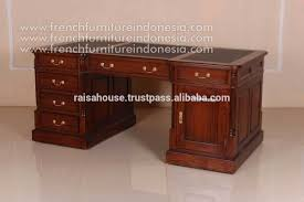 French Computer Desk by French Furniture Partner Desk Buy Antique Partners Desk