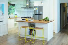 soft and sweet vanila kitchen design stylehomes net kitchen design inspiration gallery kaboodle kitchen