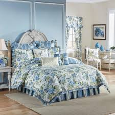 waverly floral engagement king comforter set 15205beddkngpor the