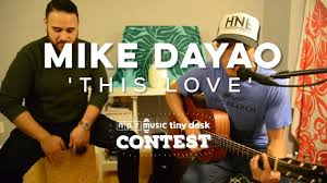 npr small desk this love by mike dayao npr music tiny desk contest entry 2017