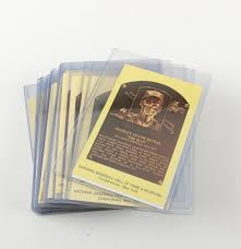 national baseball of fame and museum cards ebth