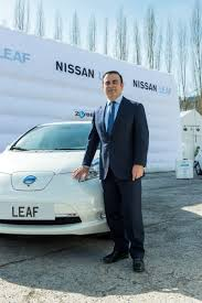 nissan leaf ad norwegians embrace nissan leaf ev the country u0027s 13th best selling