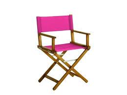 fauteuil realisateur chaise cinema enfant fauteuil metteur en bois chaise lounge