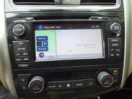 nissan altima 2016 radio 2015 used nissan altima 4dr sedan i4 2 5 sl at alm roswell ga