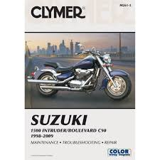 suzuki intruder blvd 98 07 haynes auto repair manuals and clymer