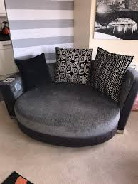 dfs sofa and cuddle chair with music system in middleton west sofa