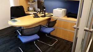 Second Hand Reception Desk by Used Office Furniture For Sale By Cubicles Com