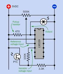 Potransistor Circuit Diagram Experiment 6 Easy On Easy Off Make More Electronics 2014