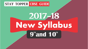 class 9 and 10 cbse new marking scheme for 2017 18 in hindi
