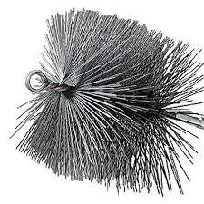rutland 7 in square wire chimney brush 1 4 in npt 16507 the