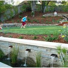 Small Sloped Backyard Ideas Sloped Yard Design Pictures Remodel Decor And Ideas Outdoor