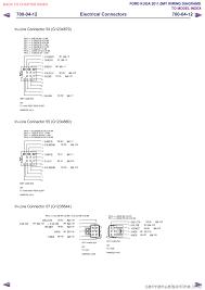 ford kuga 2011 1 g wiring diagram workshop manual