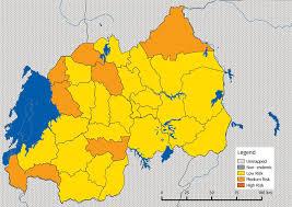 Rwanda World Map by Rwanda Imperial College London