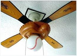 sports themed ceiling fans sports theme ceiling fans baseball chandelier sports themed ceiling