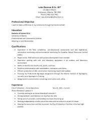 Lead Resume Ecology Team Lead Resume 30 Mar 16