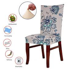 colorbird spandex fabric chair slipcovers removable universal