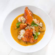 elephant cuisine paste cuisine on kaeng bon with lobster elephant