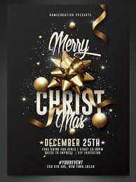 50 amazing christmas and new year u0027s eve flyers for the holiday