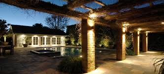 5 ambiances with outdoor lights