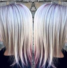 hair platinum highlights 10 medium length styles for thin hair popular haircuts