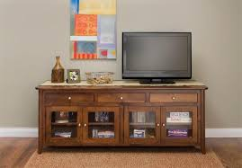 springfield tv stand with glass doors