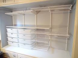 closet walk in decor elfa closet organization systems