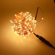 splevisi 30m 300 led outdoor lights led copper