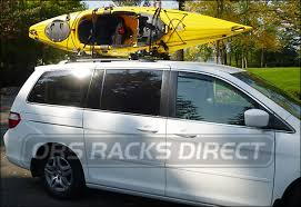 honda odyssey roof rails kayak rack for 2006 honda odyssey roof rack crossbars on side
