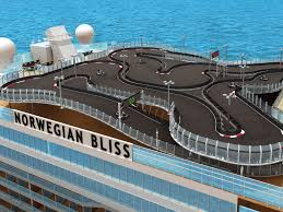 Bliss Home And Design Nashville Norwegian U0027s New U0027bliss U0027 Cruise Ship Will Have Biggest Race Track