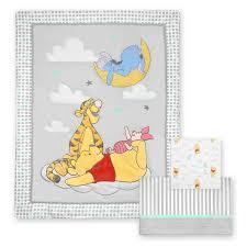 Tigger Crib Bedding Winnie The Pooh 3 Crib Bedding Set Shopdisney