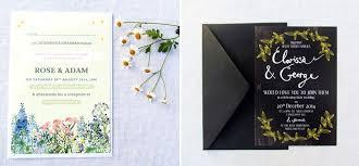 wedding invitations edinburgh win your wedding invites from hollyhock bespoke