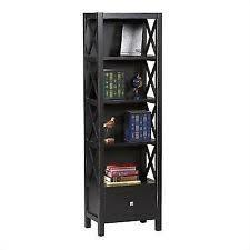 Ebay Bookcases Vintage Industrial Bookcase Wood Shelving Bookshelf Display Shelf