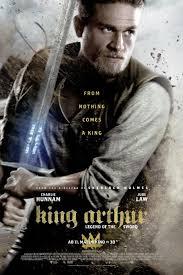 charlie hunnam king arthur teaser trailer