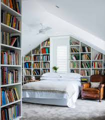White Library Bookcase by Home Libraries Any Bibliophile Would Love To Have
