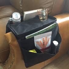 plateau pour canapé 6 poches canapé sac de stockage accoudoir organisateur support de
