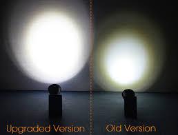 Spotlight Landscape Lighting Innogear Upgraded Solar Spot Lights White Light 2 In 1