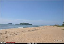 micro travelogue devbagh beach resort at karwar team bhp