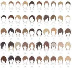 names of anime inspired hair styles the 25 best anime hairstyles in real life ideas on pinterest