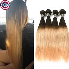 sew in extensions peruvian ombre hair 4 bundles deals 100 human hair sew in