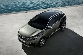 peugeot 4x4 range peugeot releases 3008 gt range topper cars co za