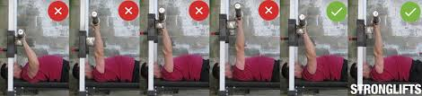 what should i be benching for my weight how to bench press with proper form the definitive guide