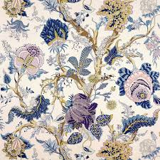 the peak of chic schumacher floral prints a perennial favorite
