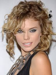 medium length hairstyles for permed hair all over perm hairstyle hairstyles parlor