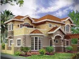 Recent Beautiful Home Designs Exterior OUTSIDE HOME DESIGN House