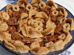 cuisine marocaine classement recettes de pâtisserie marocaine
